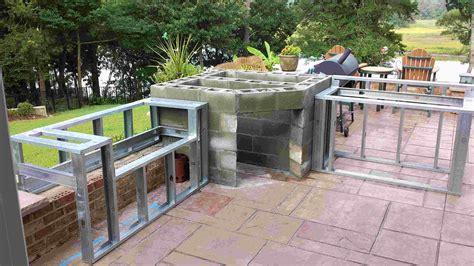 prefab kitchen islands prefab outdoor kitchen grill islands wow