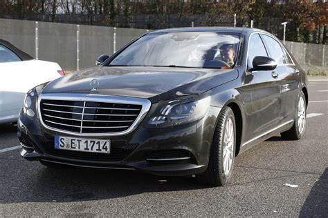 S Class Mercedes by Mercedes S Class 2016 Facelift Coming With Even More Tech