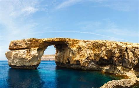 azure window collapses malta s iconic azure window collapses into the sea the