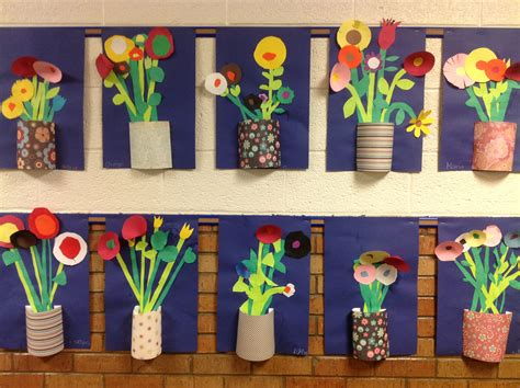 crafts projects for great idea for may flowers what is the history
