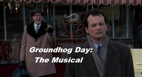 groundhog day trailer 2014 groundhog day to become a musical markmeets
