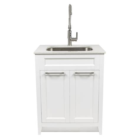 laundry cabinet with foremost walvt2922 warner 29 in x 22 in laundry cabinet