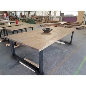 table de salle a manger industriel id 233 es de d 233 coration et de mobilier pour la conception de la