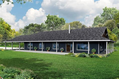 one story house plans with wrap around porch single story ranch style house plans with wrap around porch