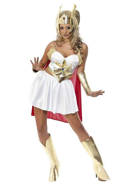 How To Make Halloween Decorations At Home she ra princess of power costume