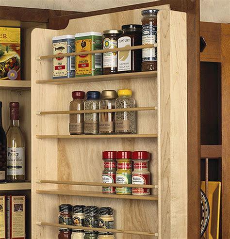 inside cabinet door spice rack jeri s organizing decluttering news 15 ways to store