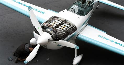 Aircraft Electric Motors by Electric Aircraft World Record Electric Motor Makes