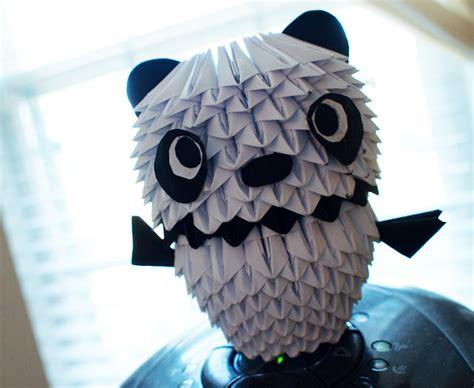 3d origami panda 3d origami panda by gracy2227 on deviantart