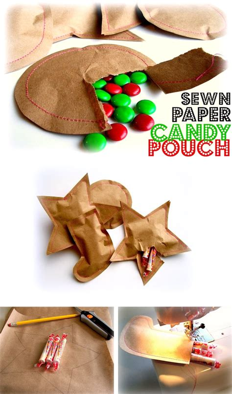 paper bag crafts for adults paper pouch