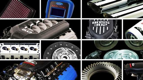 Ford Performance Parts by Parts
