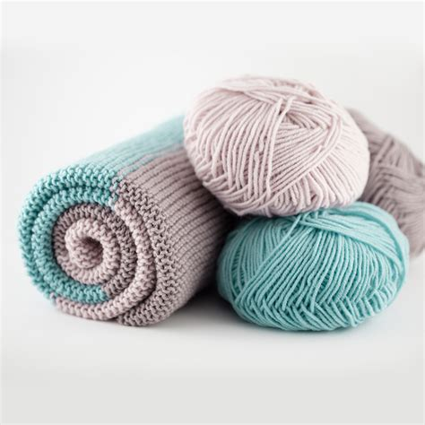 knitting wool for babies the woven simple baby blanket the woven