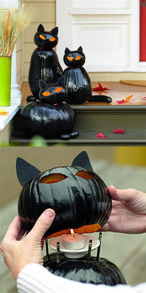 ideas black cat decoration ideas simplified bee