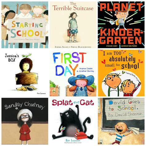 picture books about starting school picture books about starting school oh creative day