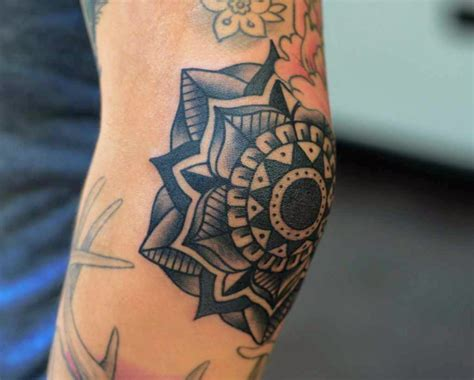15 stunning mandala tattoo designs for men and women