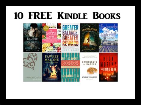 kindle books with pictures 10 free kindle books 7 31 deal