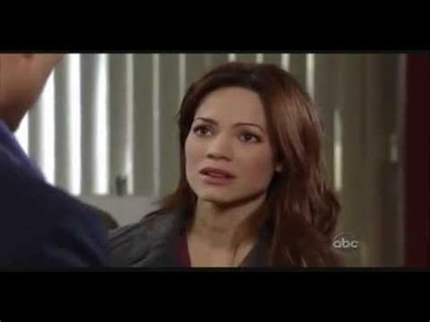 elizabeth from gh new haircut general hospital february 1st 2013 aj has a panic