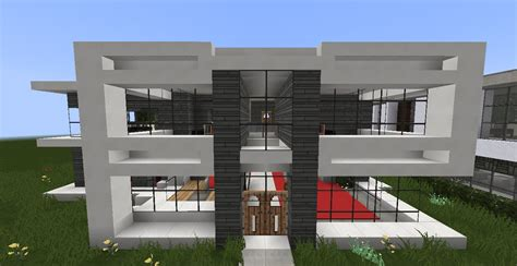 minecraft home design minecraft modern house designs 3