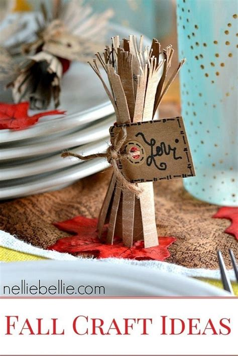 fall craft ideas for favorite fall crafts for your weekend