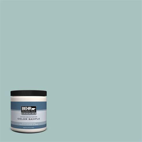 home depot paint color application behr premium plus ultra 8 oz 500c 2 aqua pura interior