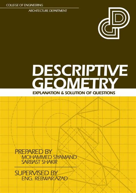 descriptive picture books descriptive geometry by mohammed siyamand at coroflot