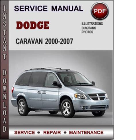 free online auto service manuals 2012 dodge caravan navigation system service manual repair manual 2000 dodge grand caravan free dodge caravan 2000 2007 service