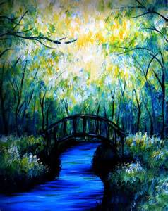 paint nite tucson best 25 forest painting ideas on
