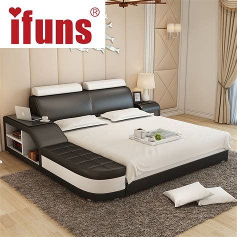 luxury modern bedroom furniture buy wholesale bed frame king size from china bed