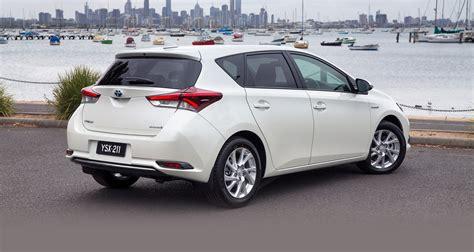 Toyota Corolla by Toyota Corolla Hybrid Hatch Coming To Australia In 2016