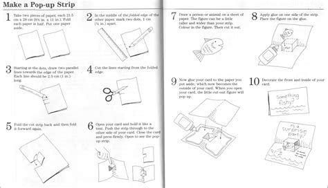 how to make av fold pop up card your beginner s guide to pop up books and cards
