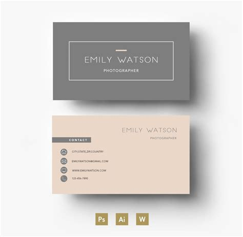 easiest way to make business cards best 25 business card design ideas on