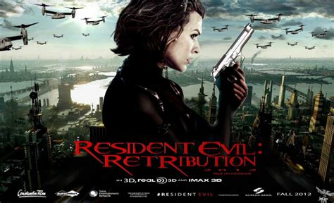 resident evil big sneak peek quot resident evil retribution quot