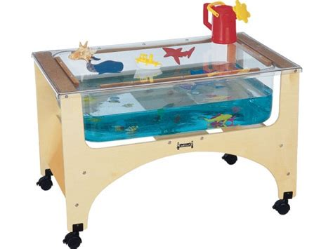 water sensory table see thru sensory table elementary size jtc 2871 sand
