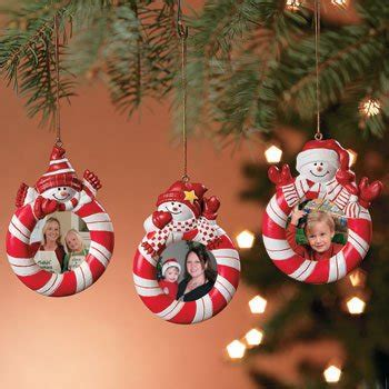 photo frame ornaments for tree picture frames