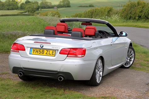 2007 Bmw Convertible by Bmw 3 Series Convertible 2007 2013 Photos Parkers