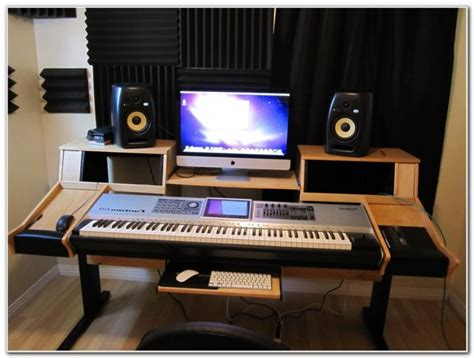 recording studio computer desk recording studio desk ikea hack desk interior design