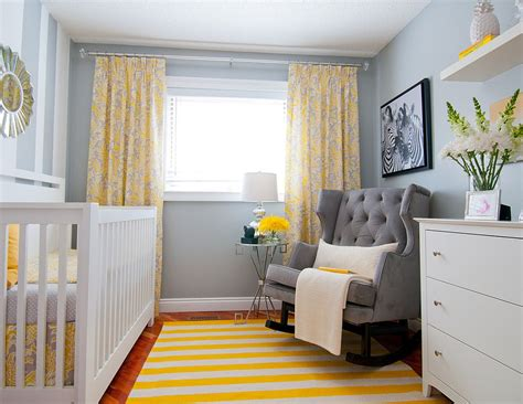 yellow grey nursery decor 20 gray and yellow nursery designs with refreshing elegance