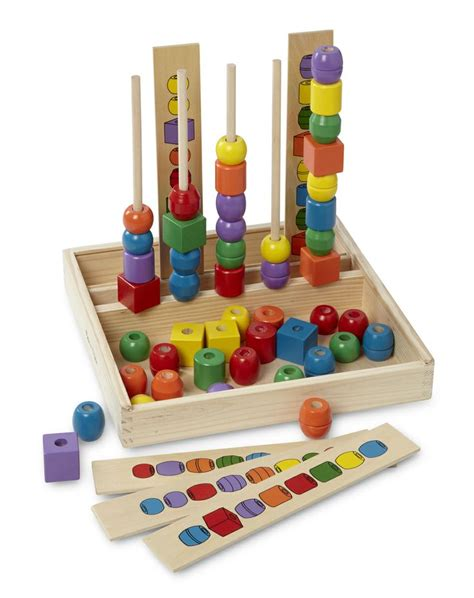 doug bead set doug bead sequencing set better toys