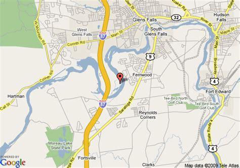 queensbury ny map of americas best inns glen falls queensbury queensbury