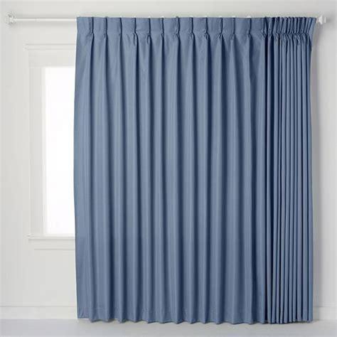 patio door pinch pleated drapes crosby insulated pinch pleated patio door drape single