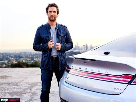 Matthew Mcconaughey New Lincoln Commercial look see matthew mcconaughey s new lincoln