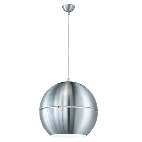 stainless steel kitchen pendant light brushed stainless steel pendant light tequestadrum