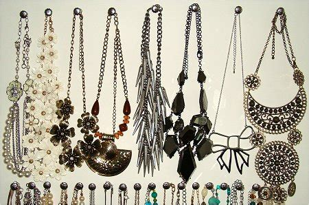 how to make your own jewelry holder smorgasbord sundays diy necklace holder organizer