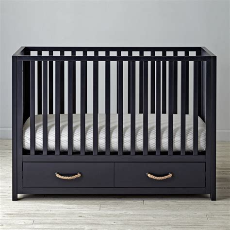 blue baby cribs baby cribs convertible storage mini the land of nod