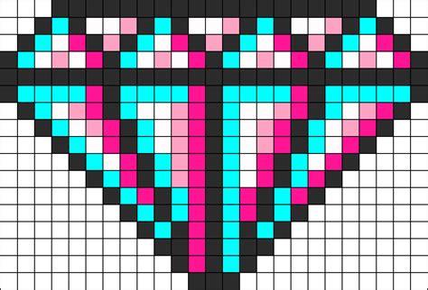 perler bead patterns 3d 3d perler bead pattern bead sprites misc fuse