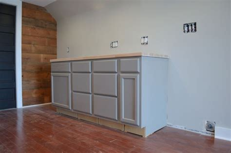 behr paint color elephant skin painting kitchen cabinets at the barn newlywoodwards