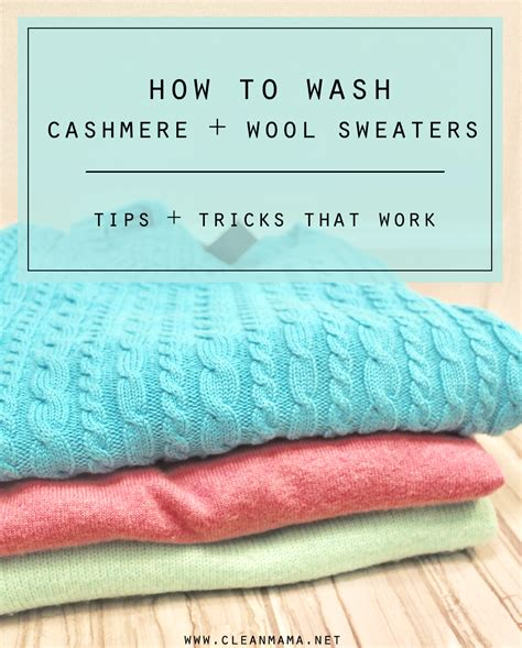 How To Wash Wool Sweaters Clean