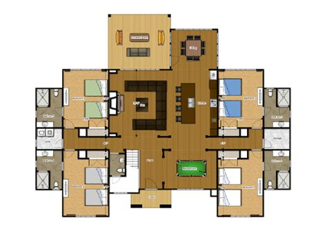 birmingham floor plan vacation property