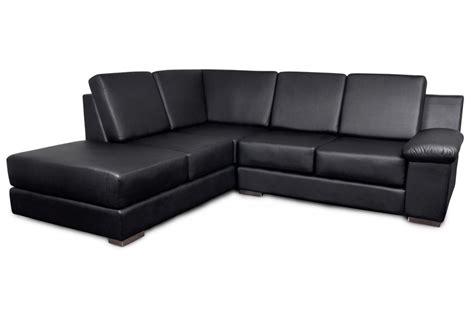 canape d angle noir conforama