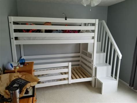 bunk beds for with stairs best 25 bunk beds ideas on bunk beds