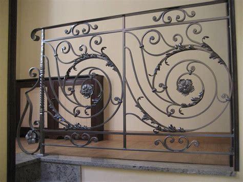 barandillas de forja para escaleras de interior barandillas para escaleras en madrid cerrajer 237 a 193 frica